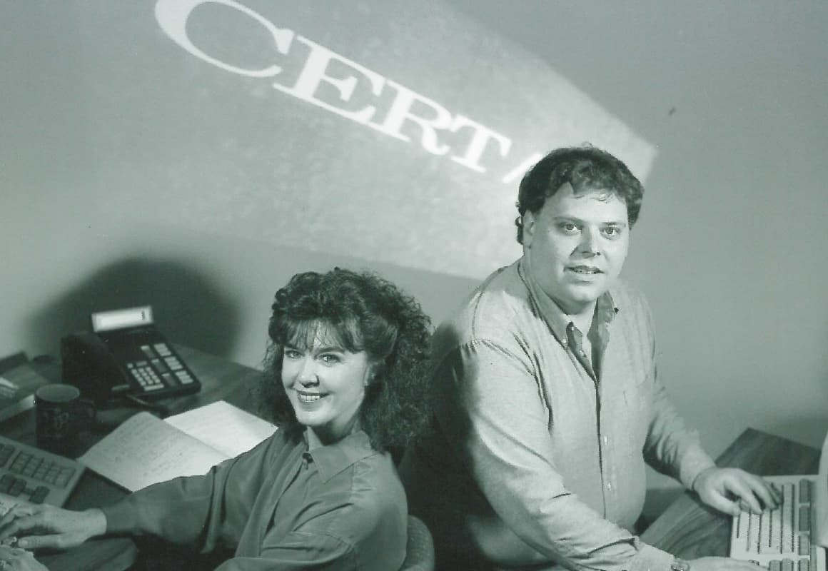 The CERT Division - Barbara Fraser and Ed DeHart