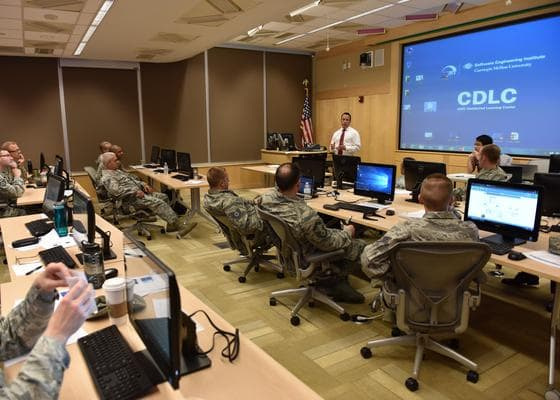 SEI Hosts Crisis Simulation Exercise for Cyber Intelligence Research Consortium Looking Ahead Background