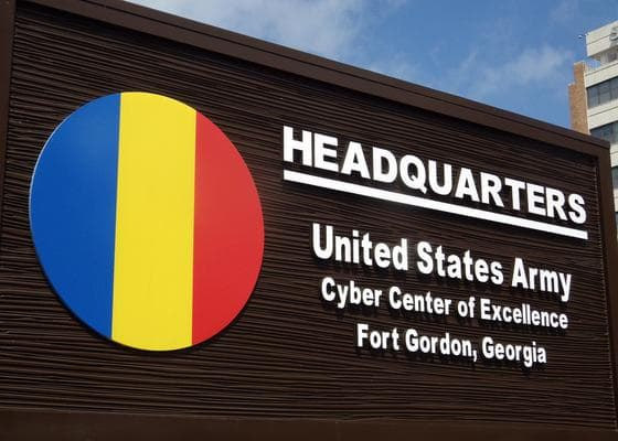 U.S. Army Cyber Center of Excellence Headquarters